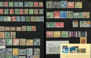 Malta Miscellaneous Stamp Stock Mint & Used with Duplication