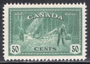 CANADA SCOTT 272