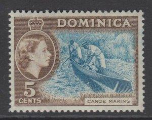 Dominica, Scott 158 (SG 147), MLH