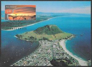 New Zealand Used [5921] ~ Postcard ~