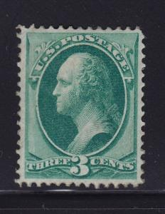 147 VF-XF OG previously hinged with nice color scv $ 225 ! see pic !
