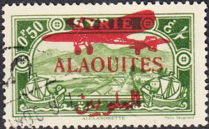 Alaouites #C17  Used