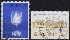 IRLAND IRELAND [1983] MiNr 0504-05 ( O/used )