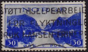 Norway - 1938 - Scott #183 - used