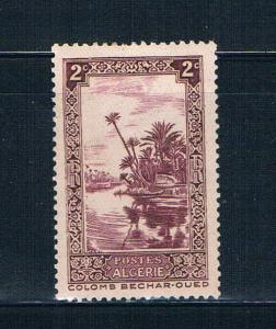 Algeria 80 MLH Oued River 1936 (A0305)+
