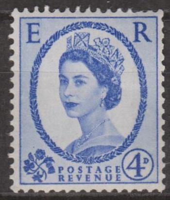 Great Britain Sc#359 MH