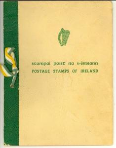Ireland - booklet (Macdonnel Whyte PP1) - Scott Catalog Value approx $475