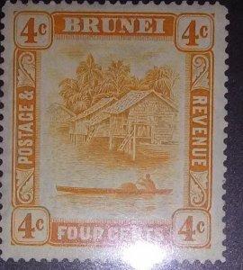 Brunei Scott #48 (1929)
