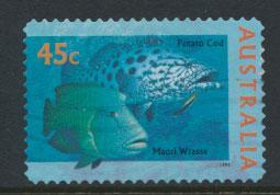 Australia SG 1565  Used self adhesive