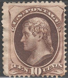 U.S. 188 F+VF NG (81618)