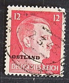 Germany, Reich, Adolf Gitler, Ostland,  (№1261-Т)