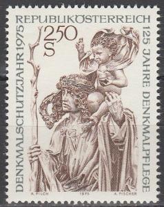 Austria #1011 MNH (S3307)