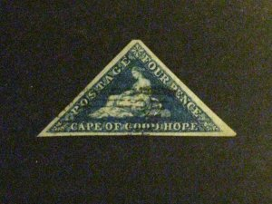 Cape of Good Hope #2 used 3 margins/VF a198.9241
