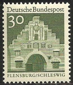 Germany 1966 Scott# 940 MNH