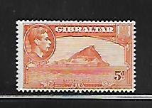 GIBRALTAR, 112, MINT HINGED, EUROPA POINT