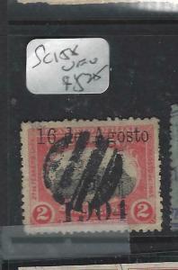DOMINICAN REPUBLIC  (PP0606B)  SC 158   VFU