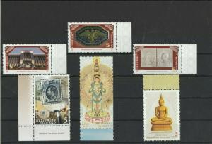 THAILAND COLLECTION  STAMP 2010-1013 COMPLETE   SET  ALL MNH FV