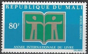 Mali C157  MNH  International Book Year