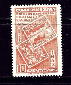 Bolivia 275 MH 1942 Issue