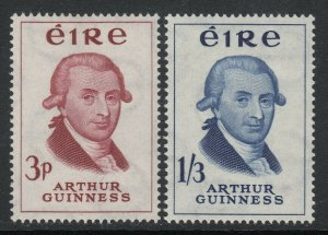 Ireland, Sc 171-172 (SG 178-179), MLH