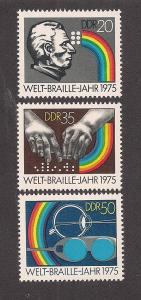 GERMANY - DDR SC# 1690-2 VF MNH 1975