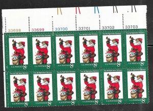 US#1472 8c  Christmas-1972 Plate Block of 12 (MNH) CV $1.75