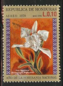 Honduras  Scott C511Used airmail stamp