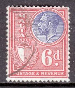 Malta - Scott #176 - Used - SCV $1.40
