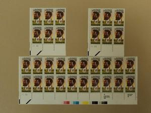 USPS Scott 2249 22c 1986 Jean Baptiste Point Du Sable Lot...