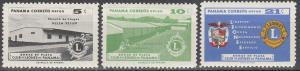 Panama #C245-7  MNH F-VF (SU5109L)