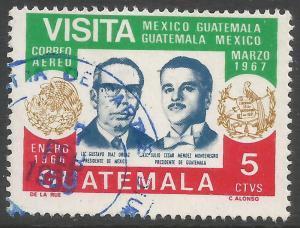GUATEMALA C422 VFU S819-5
