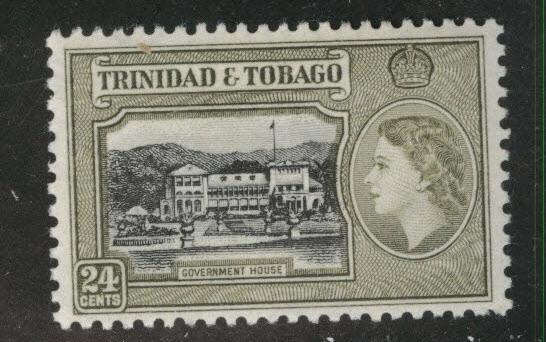 Trinidad & Tobago Scott 80 MH* stamp