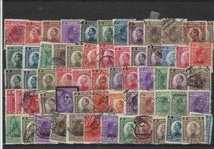 Yugoslavia 1921-1928 Stamps + Cancels Ref 31202
