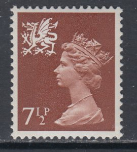 Great Britain Wales and Monmouth WMMH9 MNH VF