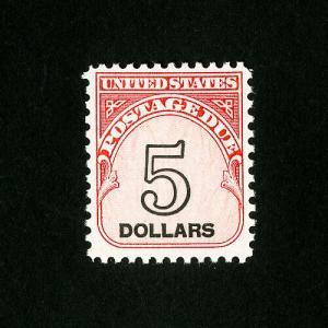 US Stamps # J101 VF OG NH