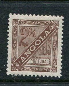 Angola #P1 Mint