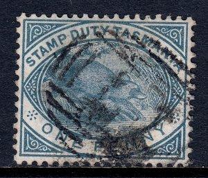 Tasmania - Scott #AR24 - Used - SCV $12