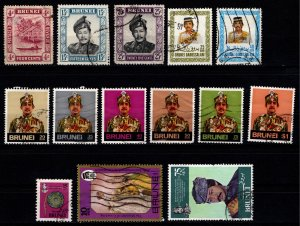 Brunei various issues [Used]