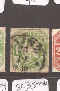 Germany Prussia SC 23 CDS VFU (8awu)