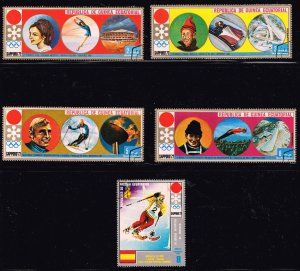 Upper Volta STAMP MNH CTO STAMPS COLLECTION LOT  #2