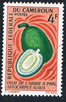 Cameroun 463 Used Breadfruit (BP658)