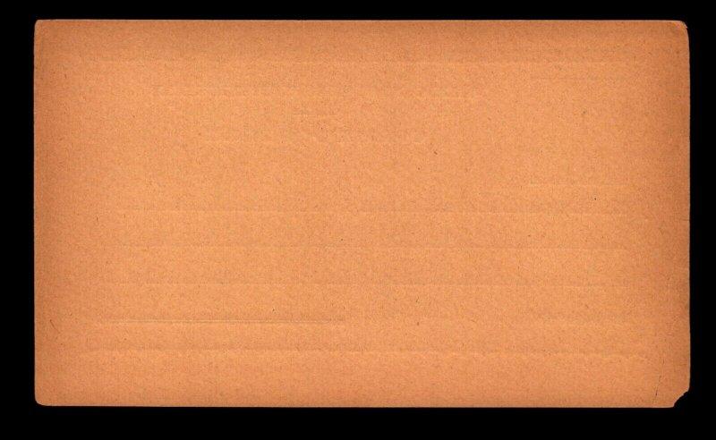 Portugal 1890s 20R Postal Card Unused / Minor Edge Damage - L11142