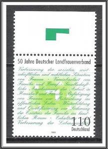 Germany #2003 Rural Women's Association MNH