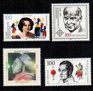 Germany  1915 - 1918   MNH $ 5.15