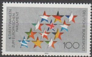 Germany #1826  MNH VF (SU1308)