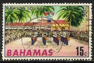 Bahamas 1969 Scott# 293 Used