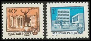 Hungary 2196-2197 Mint VF NH