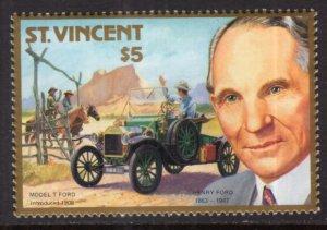 St Vincent 1047 MNH VF