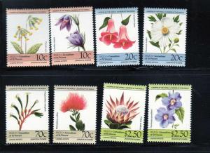 St. Vincent Grenadines Scott 194-207 MNH! Flowers!