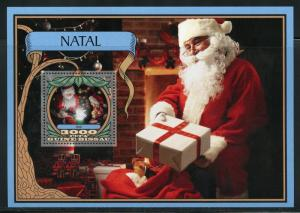 Guinea-Bissau MNH S/S Santa Claus Christmas 2016 MUST SEE!!!!